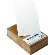 "Quality Park Redi-Strip™ Photo / Document Envelopes, 6"" x 8"", White Paperboard, 25/Bx"