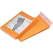 """Quality Park Redi-Strip™ Redi-Strip™ Open-End Expansions Envelopes, 9"""" x 12"""" x 2"""", Brown, 25/Pk"""