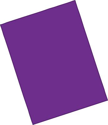 Riverside Construction Paper; 9 x 12 Magenta 50 Sheets