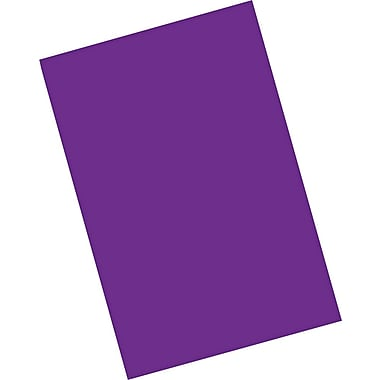Riverside® Construction Paper; 12in. x 18in., Magenta, 50 Sheets