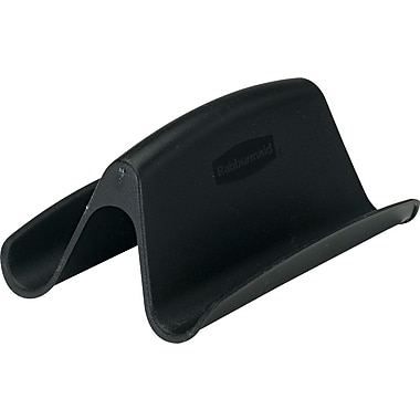 Rubbermaid Regeneration® Black Business Card Holder (Recycled)