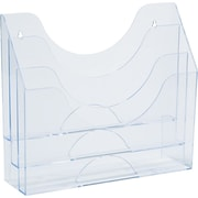 Optimizers™ Clear 3-Tier Organizer