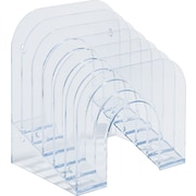 Optimizers™ Clear Jumbo Incline Sorter