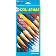 Prismacolor® Col-Erase® 20516 Colored Woodcase Pencil, Assorted, Dozen
