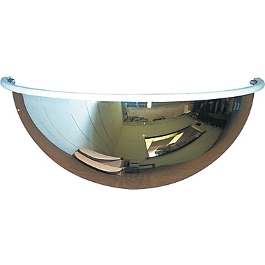 Half-Dome Convex Mirror