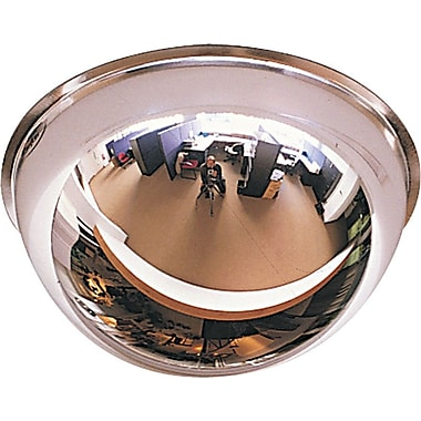 Full Dome Mirror, 26, For Areas up to 400 sq. ft.