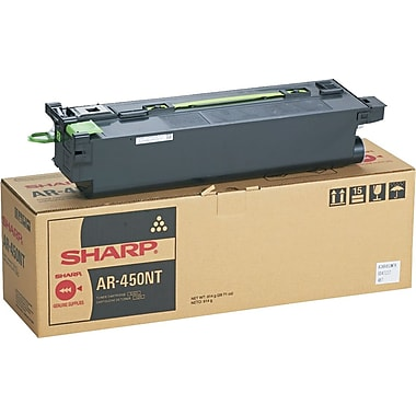 Sharp Black Toner Cartridge (AR-450NT)
