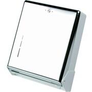 San Jamar® True Fold C-Fold/Multifold Towel Dispenser, Metal, Chrome (T1905XC)