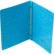 "Smead Hinge Pressboard Binders, Blue, 8 1/2"" x 11"""