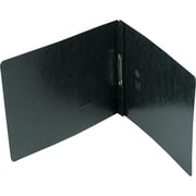 "Smead Hinge Pressboard Binders, Black, 8 1/2"" x 11"""