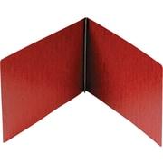 "Smead Hinge Pressboard Binder, Red, 11"" x 17"""