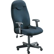 Tiffany™ Comfort Series Executive High Back Swivel/Tilt Chair, Gray