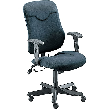 Tiffany IndustriesExecutive Posture Swivel/Tilt Chairs, Gray
