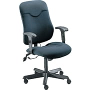 Tiffany Industries™Executive Posture Swivel/Tilt Chairs, Gray