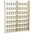 Add-on Unit for Snap-Together Open Shelving, 7-Shelves, 88in.H x 36in.W