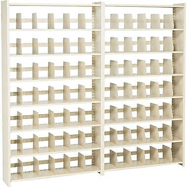 Add-on Unit for Snap-Together Open Shelving, 7-Shelves, 88