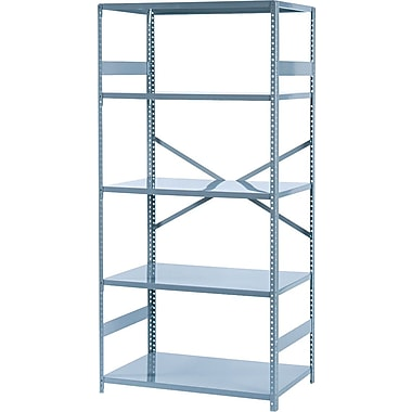 Tennsco Commercial Steel Shelving