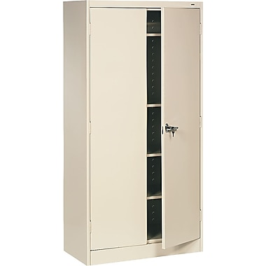 Tennsco Standard Storage Cabinet, Putty