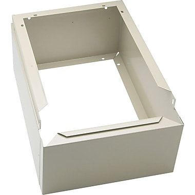 Tennsco Locker Base for Tennsco Lockers,  6in.H x 13in.W x 18in.D, Sand