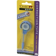 "Tombow 68636 Mono Correction Tape, 1/10""(W) x 236""(L)"