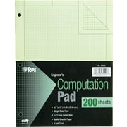 "Engineering Computation Pad, 8-1/2"" x 11"""