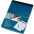 Docket® Diamond, Premium Stationery Tablet, White, 50 Sheets/Pad, 2 Pads/Box, 8-1/2in. x 11-3/4in.