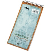 TOPS® Second Nature® Wirebound Notebook, 4 x 8, Gregg Ruling, 70 sheets