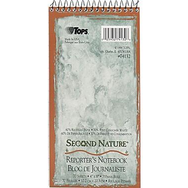 TOPS® Second Nature® Wirebound Notebook, 4