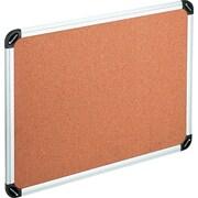 "Universal Aluminum Frame Cork Bulletin Board, 48""W x 36""H (UNV43714)"