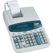 Victor 1560-6 10-Digit Commercial Ribbon Printing Calculator, 2-Color