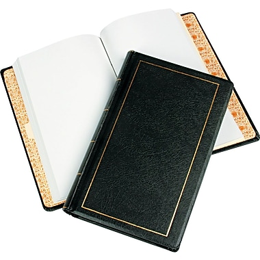 Wilson Jones® Looseleaf Minute Book Binder & Sheets
