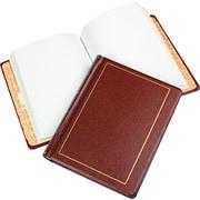 """Wilson Jones® Looseleaf Minute Book, 8-1/2"""" x 11"""", Red"""
