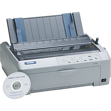 Epson® FX-890 Dot Matrix Printer