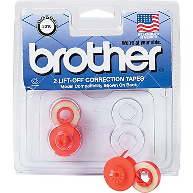 Brother Lift-Off Correction Tape 3010