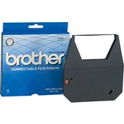 Brother 7020 Correctable Film Ribbon, Black