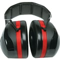 Peltor Extreme Performance Ear Muff, Black/Red, 105 dB