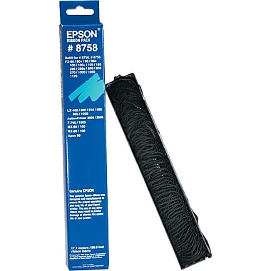 Epson 8767 black ribbon