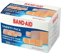 Adhesive Bandages & Band-Aids