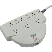 APC SurgeStation® 8-Outlet Surge Protector, 320 Joules