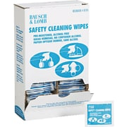 Bausch & Lomb Respirator and Equipment Wipes, 100/Box