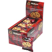 Walkers® Shortbread Cookies, Chocolate Chip, 1.4 oz. Bags, 24 Bags/Box