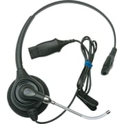 Plantronics H251 Supra Plus Wideband Headset with Voice-Tube Mic