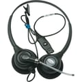 Plantronics H261 Supra Plus Binaural Headset with Voice-Tube Mic