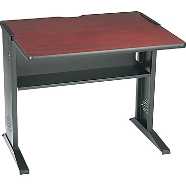 Safco Reversible Top Computer Desk, 36in.