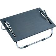 Safco® Ergo-Comfort® Adjustable Footrest, Black