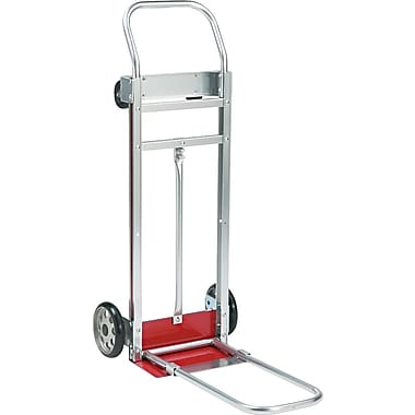 Safco® 500 Lb. Capacity Three-Way Folding Hand Truck