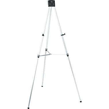 Quartet® Aluminum Heavy-Duty Telescoping Display Easels