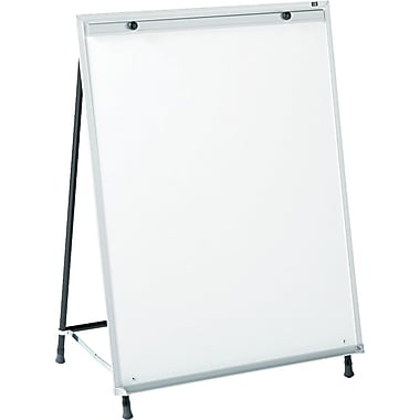 Quartet® Dry-Erase Easel with Steel Frame