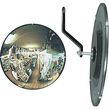 160 Degree Convex Security Mirror, 12in. dia.