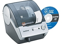 Brother® QL-500 PC Label Printer